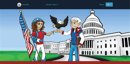 Click Here for Civics 360!