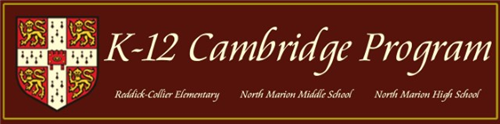 Click here to apply for the Cambridge Program
