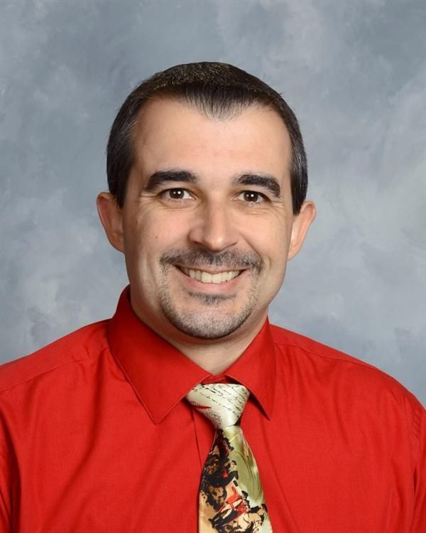 Mr. Melancon - Cambridge Coordinator