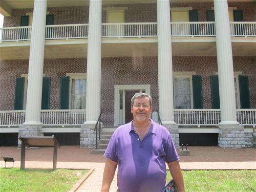 MrQ at Andrew Jackson home2