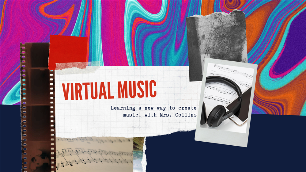 Virtual Music: our MCPS Online Music You Tube Channel