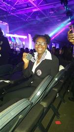 Aniyah Baker, 2nd Place in Prepared Speaking at the 2018 International Leadership Conference in Dallas, TX