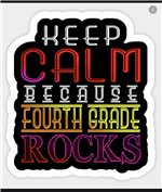 4th grade keep calm