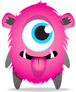 Pink Dojo Monster image