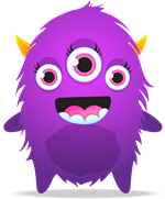 Purple Dojo Monster image