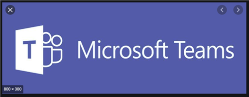 Microsoft Teams photo
