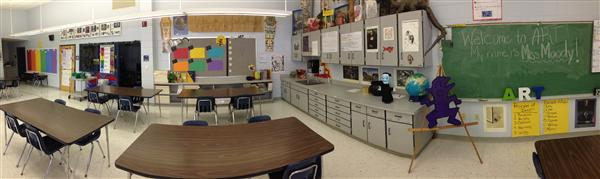 The Art Room :)