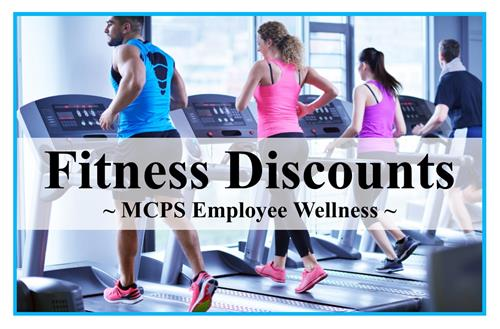 Fitness Discounts