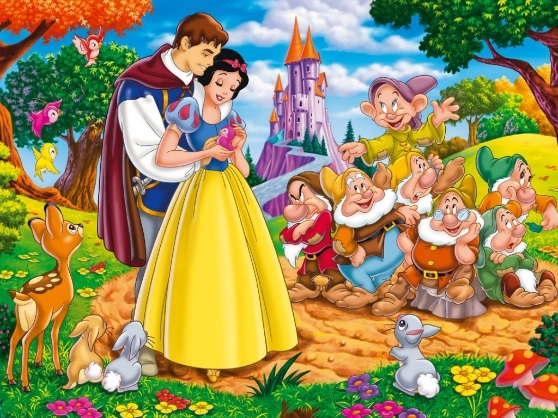 Snow White and the Seven Dwarfs at FSDB