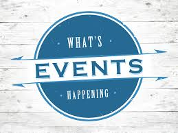 Upcoming Events In the Community & At Our School