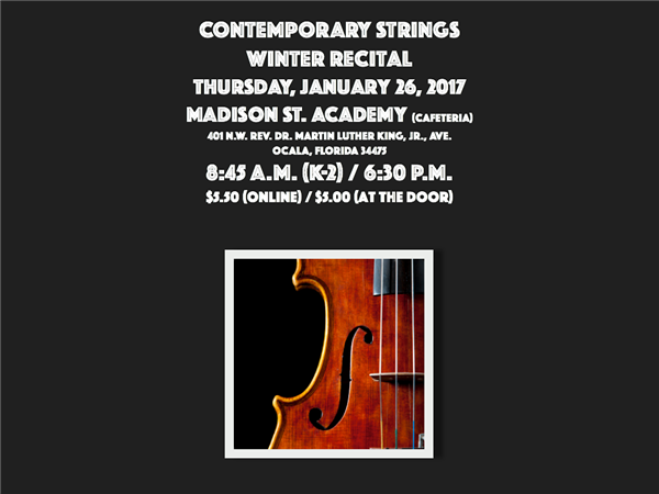 Contemporary Strings