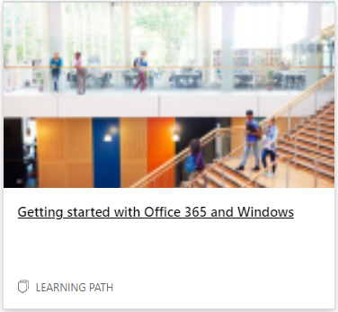Getting Started with Office 365 and Windows