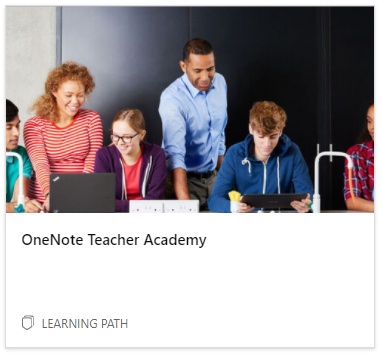 OneNote Teacher Academy