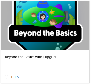 Beyond the Basics with Flipgrid