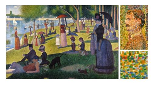 George Seurat - French Impressionist
