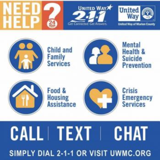 211 United Way Resources