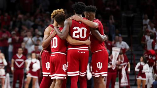 Indiana University Men's Basketball Team