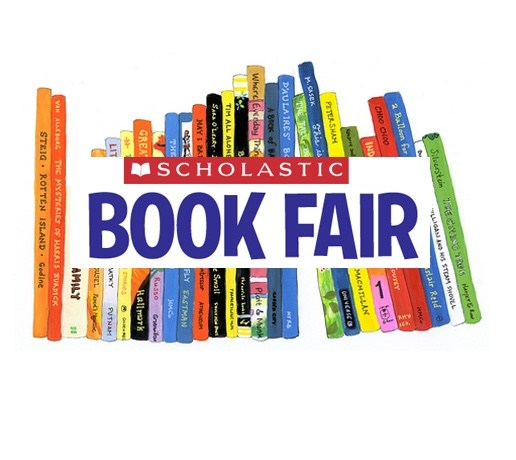 Scholastic Book Fair - Jan. 28 - Feb. 1