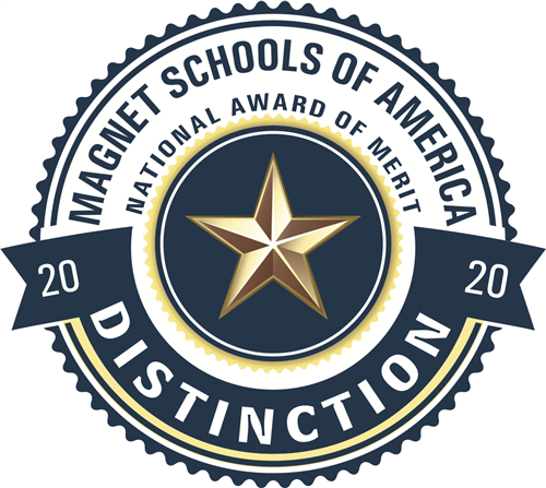 NMHS is a 2020 Magnet School of Distinction!!