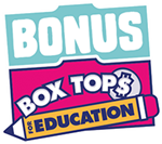 Box Tops Bonus App!
