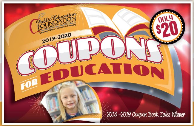 Coupons for Education on sale NOW