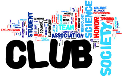 DO YOU WANT TO JOIN A CLUB???