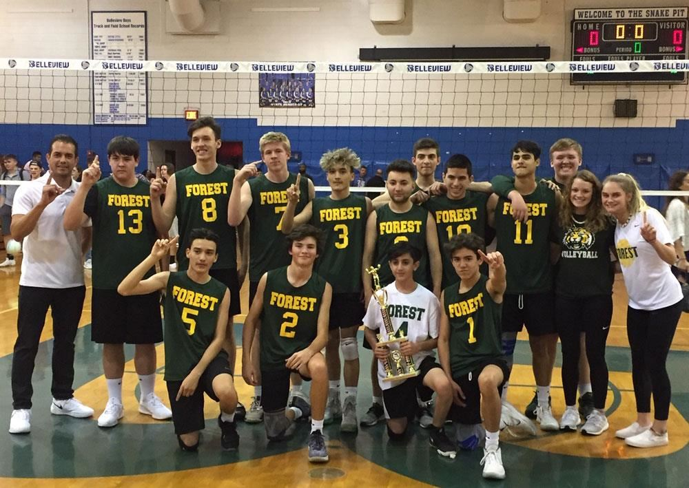2019 Volleyball Champs (Boys)