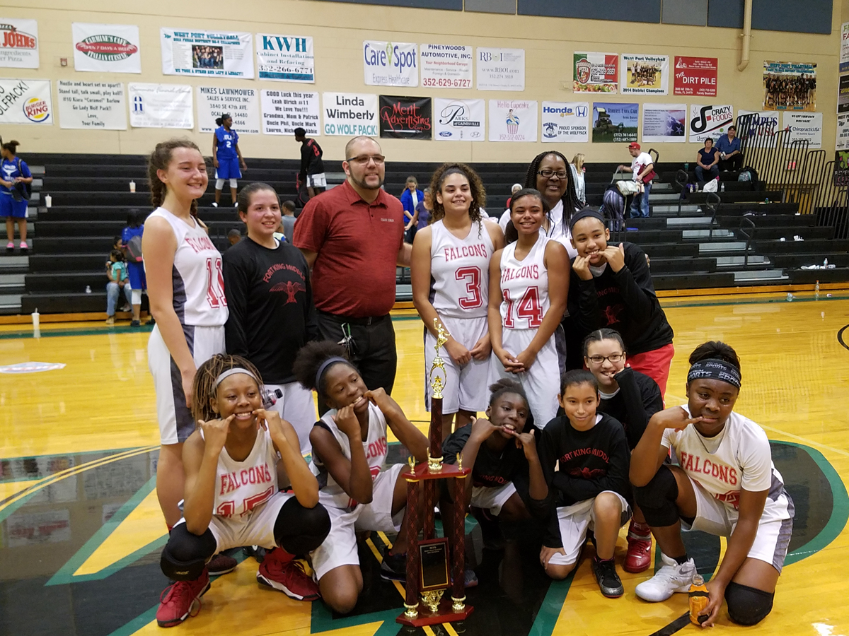 2016 Team Championship Female Basketball
