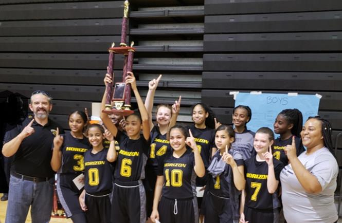 Horizon - 2019 Team Champions - Basketball (Female)