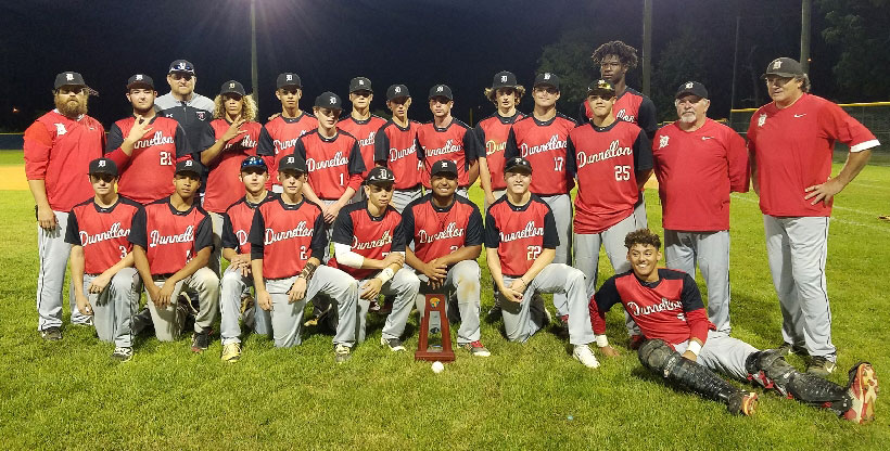 2018 Baseball Champs (Male)