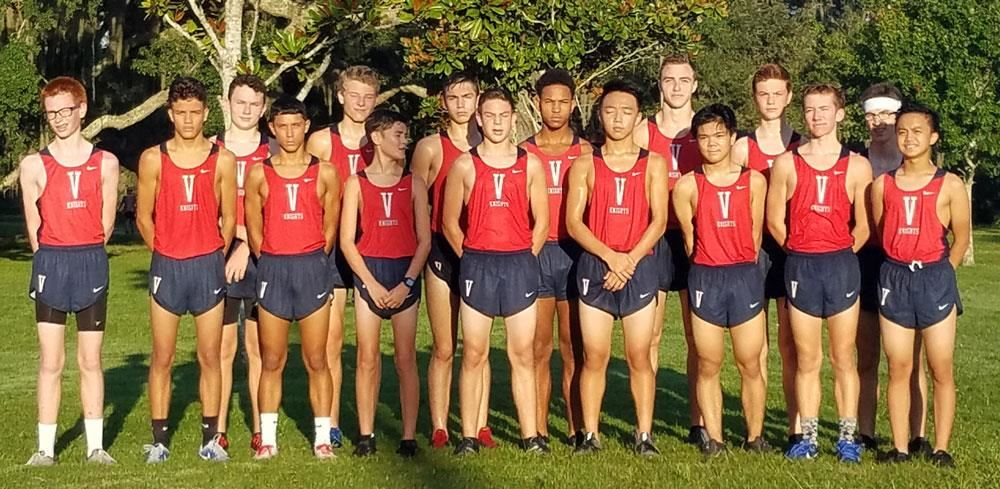 2018 Cross Country Champs (Male)