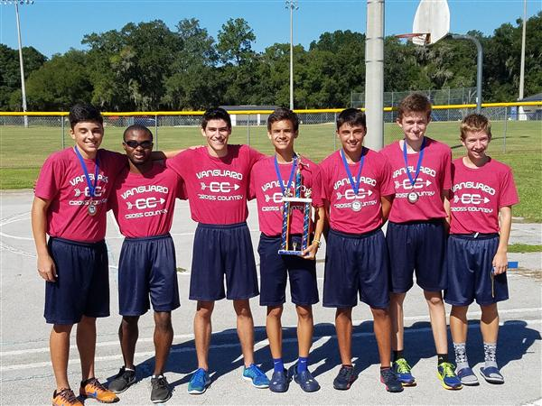 MCIAC Cross Country Champions (Male)