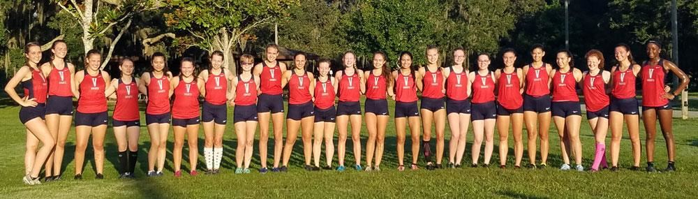 2018 Cross Country Champs (Female)