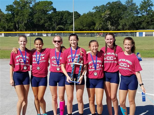MCIAC Cross Country Champions (Female)
