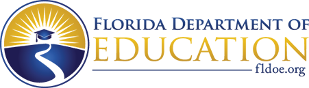 The Florida Department of Education logo