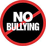 No Bullying Zone