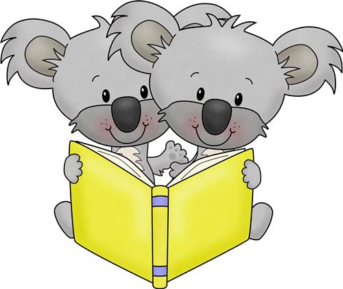 Koala reading buddies