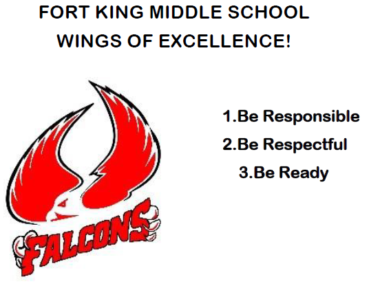 Fort King Middle School Wings of Excellence
