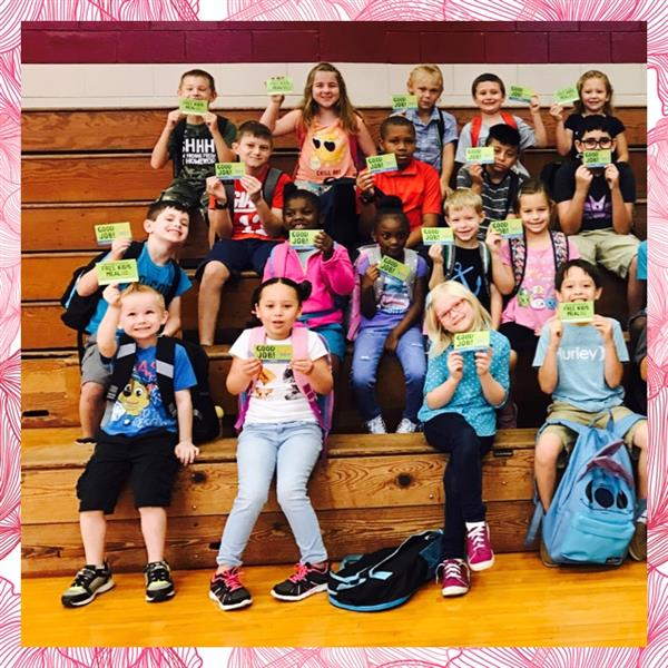 Attendance Awareness Month: Week 4 Winners