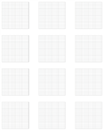 2-inch Grids