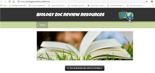 EOC Review Resources
