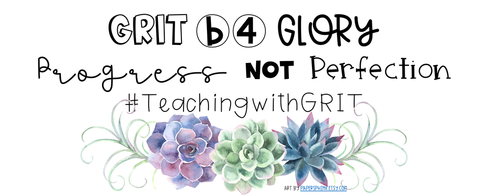 #TeachingwithGRIT