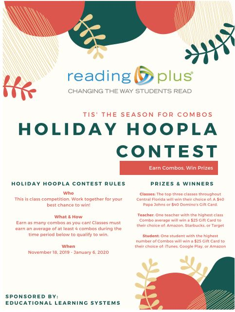 Holiday Hoopla