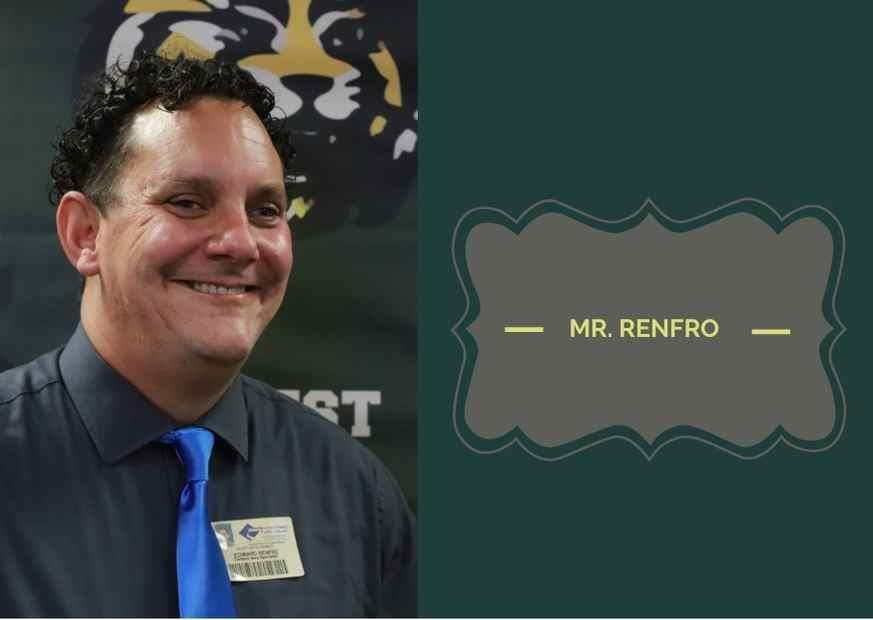 Mr. Edward Renfro