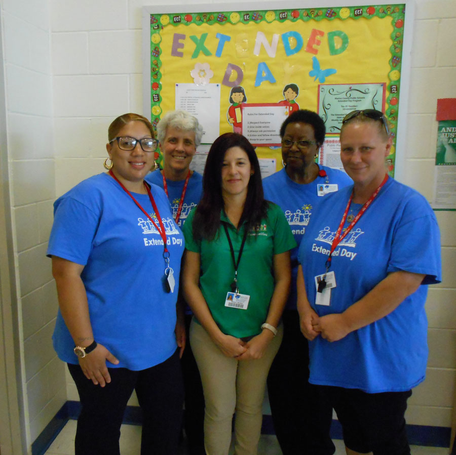 LES extended day leadership