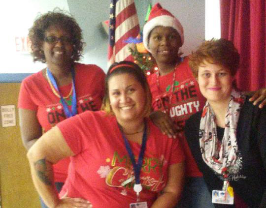 WPE extended day leadership
