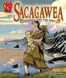 Sacagawea - Journey Into the West