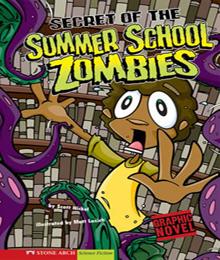 Secret of the Summer School Zombies