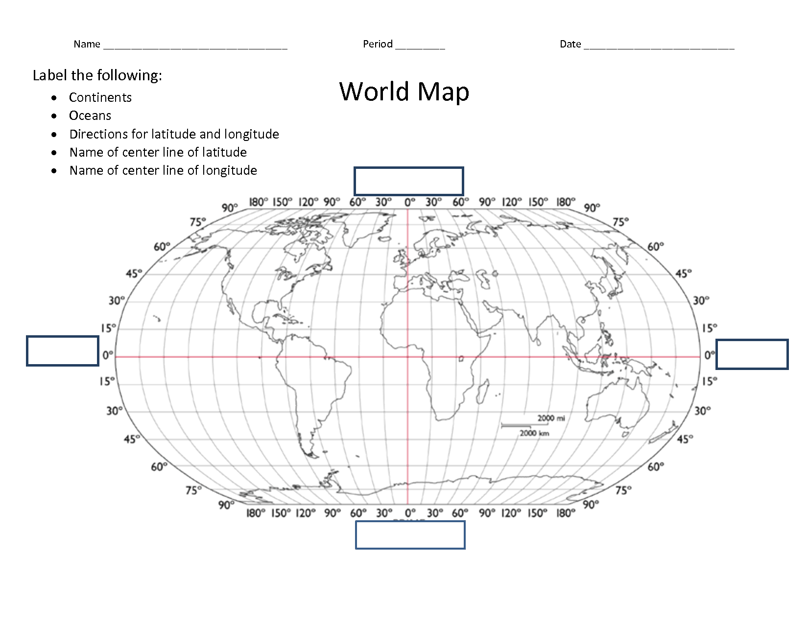 Printables Latitude And Longitude Worksheets 6th Grade printables 5 themes of geography worksheet safarmediapps middle school intrepidpath worksheets 7th grade the best and most