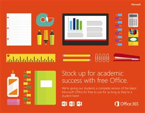 Click here to find out how to get Office 365 for Students!